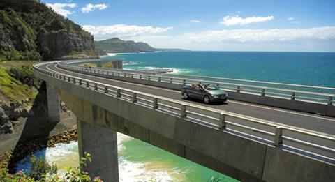 Sea Cliff Bridge, NSW South Coast