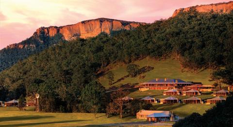 W​olgan Valley Resort and Spa, Blue Mountains