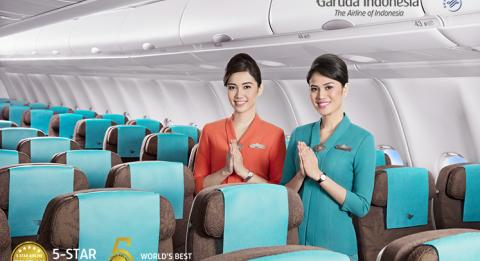 CabinCrew, Garuda Indonesia