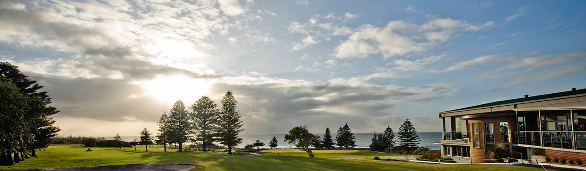 Shelly Beach Golf Club, Central Coast