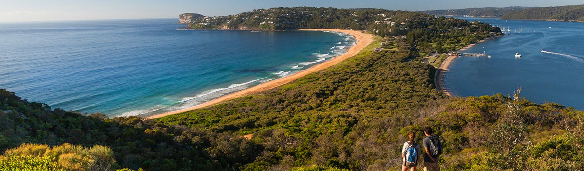 Barrenjoey Lighthouse Track, Palm Beach